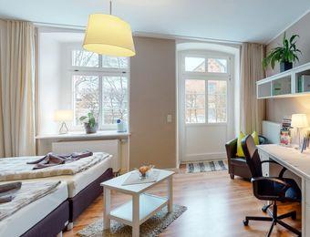 Comfort apartment in the mill house - Schönhagener Mühle