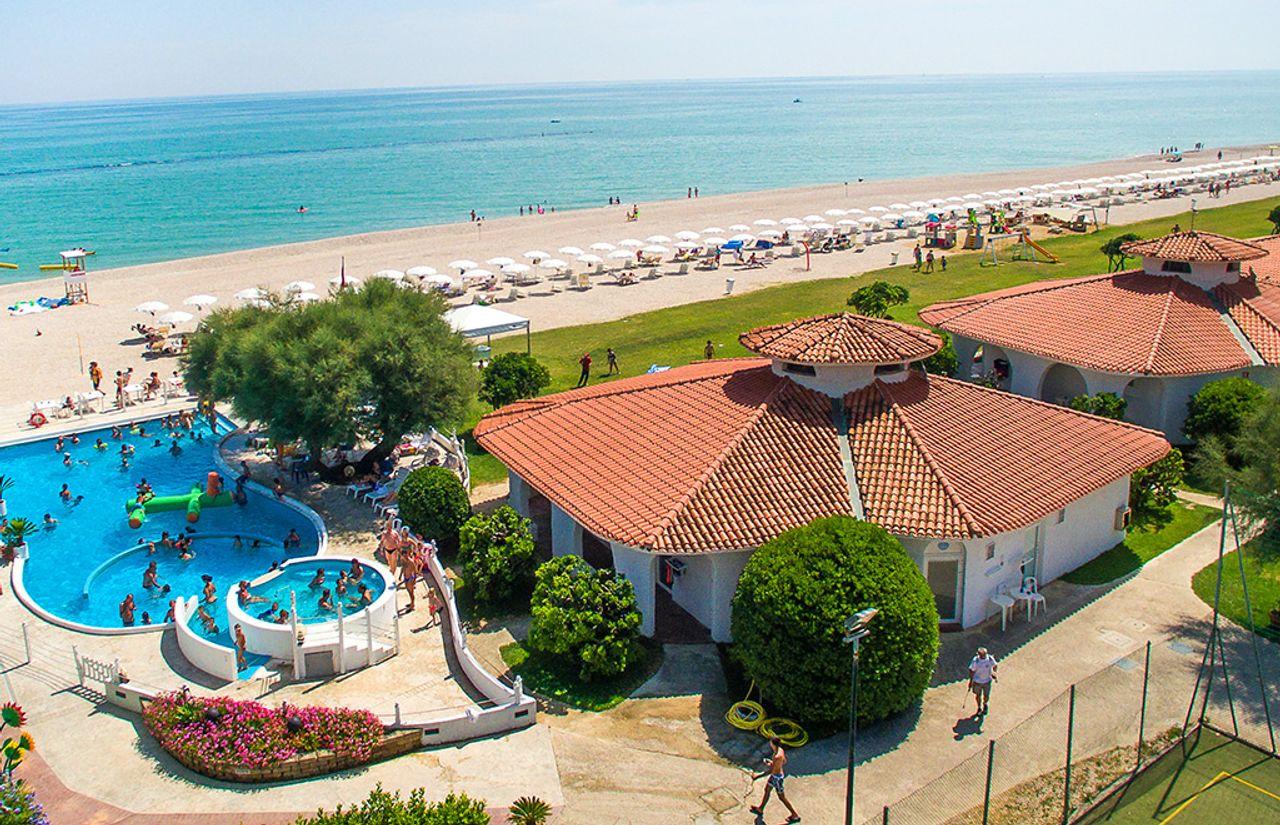 fabilia® Family Resort Marotta Bildergalerie