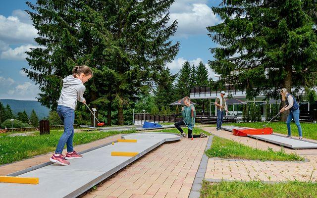 AHORN Panorama Hotel Oberhof - Kinderspielplatz
