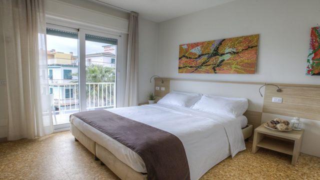 Doppelzimmer »Gartenblick« | ab 12 qm - 1-Raum