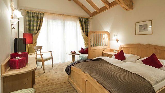 Familienzimmer »Alpenglühen« | ab 24 qm - 1-Raum