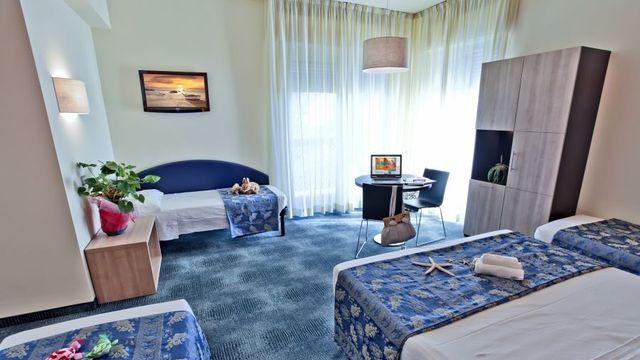 5-Bett-Zimmer, 26 m²