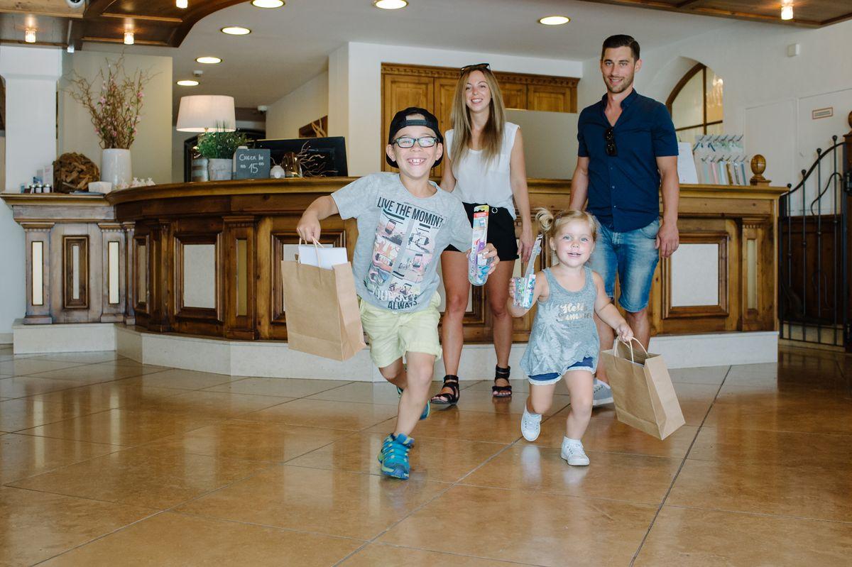 Ferienzeit: Familientage ab 3 Nächte