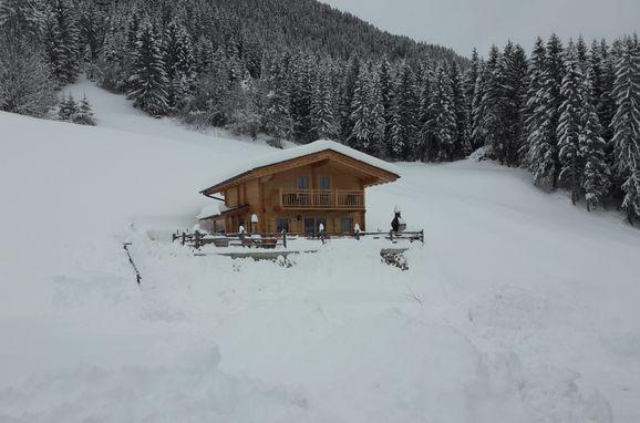 Winter, Chalet Bergjuwel, Hippach, Tirol, Tirol, Österreich