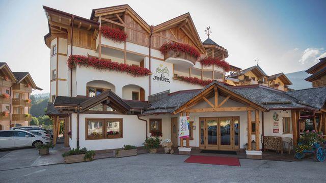 Ambiez Dolomiti Family Style