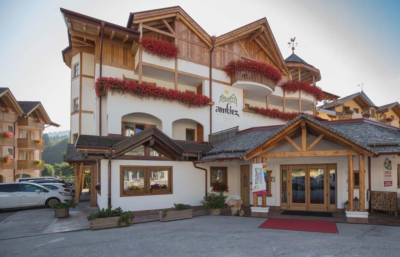 Ambiez Dolomiti Family Style Bildergalerie