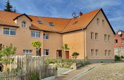 BIO HOTEL Fastenhof Behm: Hof - Fastenhof Behm, Flecken Zechlin, Brandenburg, Deutschland