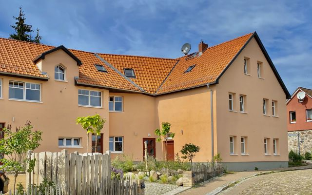 BIO HOTEL Fastenhof Behm: Hof