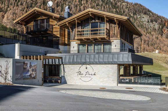 Sommer, Bergsteiger Chalet, Sölden, Tirol, Tirol, Österreich