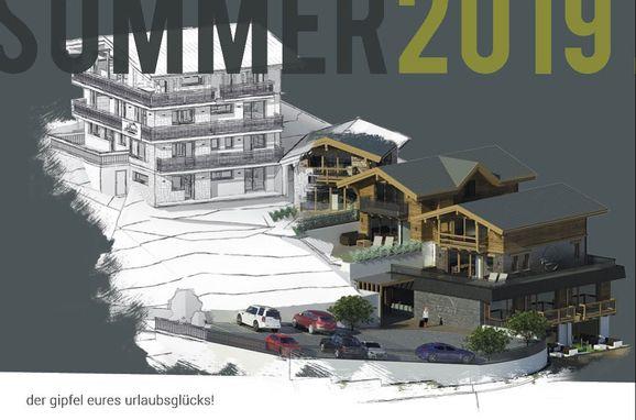 Appartement Ötztaler Alpen, Sommer