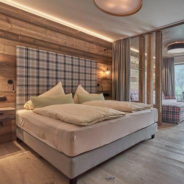 Schlafbereich und Wohnbereich, Appartement Ötztaler Alpen in Sölden, Tirol, Tirol, Österreich