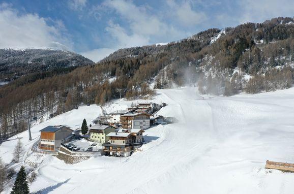 Winter, Appartement Ötztaler Alpen in Sölden, Tirol, Tirol, Österreich