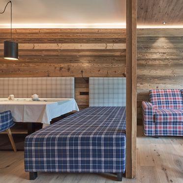 gemütlicher Wohn-Essbereich, Appartement Mont Blanc in Sölden, Tirol, Tirol, Österreich