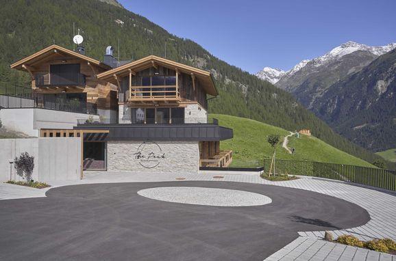 Sommer, Appartement Mont Blanc in Sölden, Tirol, Tirol, Österreich