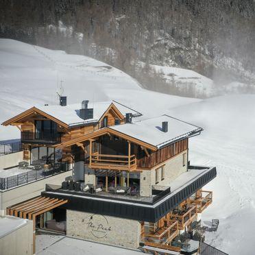 Winter, Appartement Mont Blanc, Sölden, Tirol, Tirol, Österreich