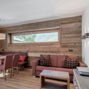 Wohn-Essbereich, Appartement Rettenbach 3, Sölden, Tirol, Tirol, Österreich