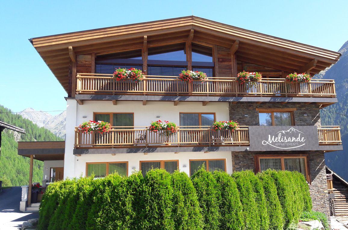 Appartement Rettenbach 3, Sommer