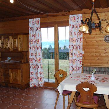 Wohnstube, Langhans Hütte 2 in St. Gertraud - Lavanttal, Kärnten, Kärnten, Österreich