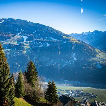 Aussicht, Chalet Zellberg in Zellberg, Tirol, Tirol, Österreich