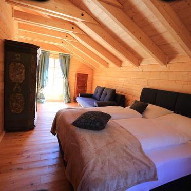 Schlafzimmer, Schlosswirt Chalet I in Grosskirchheim, Kärnten, Kärnten, Österreich