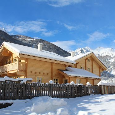 Winter, Schlosswirt Chalet II, Grosskirchheim, Kärnten, Kärnten, Österreich