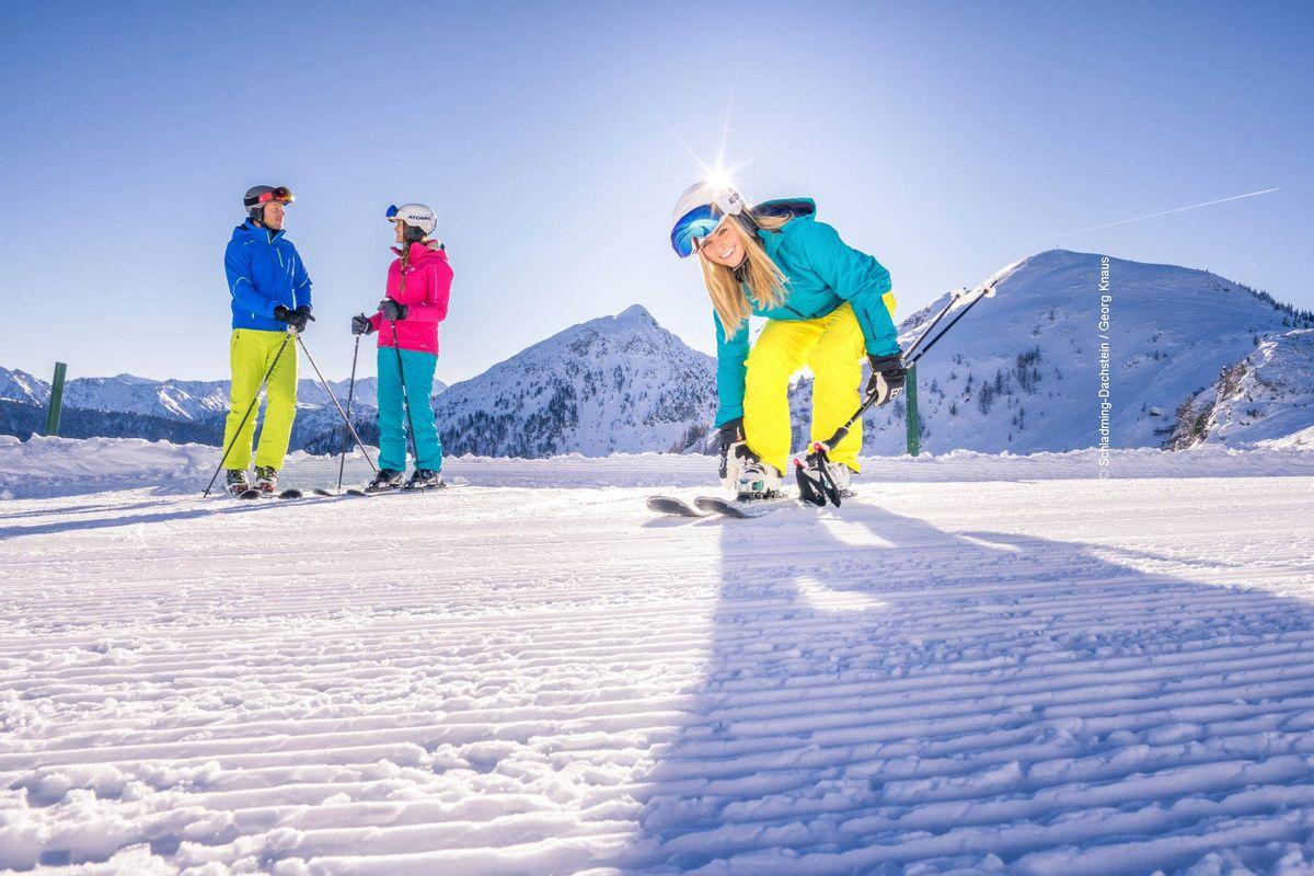 Skitage am Seiterhof 4 Nächte