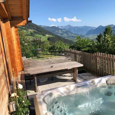 Sommer, Premium Chalet ZIRBE in Kaltenbach im Zillertal, Tirol, Tirol, Österreich
