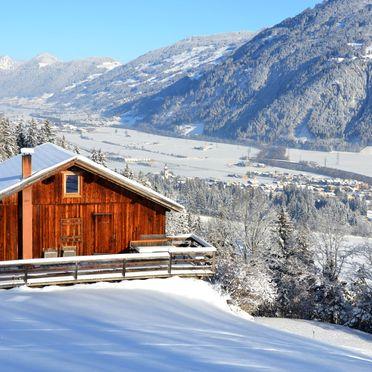 Winter, WILDHÜTTE in Kaltenbach im Zillertal, Tirol, Tirol, Österreich