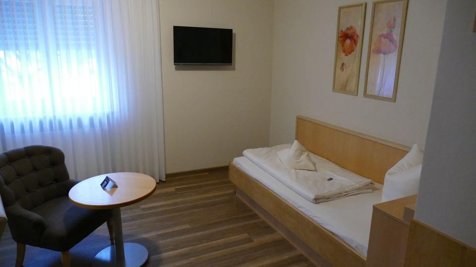 Einzelzimmer Gästehaus
