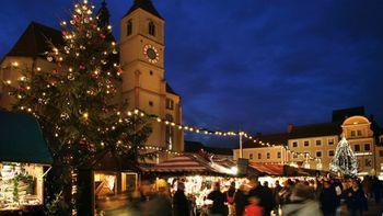 Regensburg und der Romantische Weihnachtsmarkt