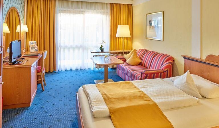 Einzelzimmer 28 m²