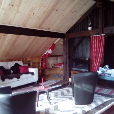 Wohnzimmer, Shiloh Ranch in La Rosiere - Vogesen, Vogesen, Elsass, Frankreich
