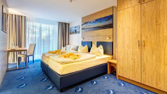 2 Raum Apartment behindertenfreundlich Terrasse
