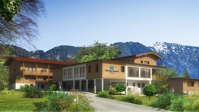 Familienhotel in Oberbayern