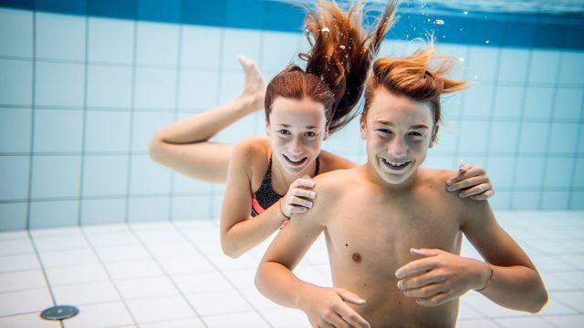 Move & Learn - Pletzi's Schwimmwoche - 25m Sportbecken