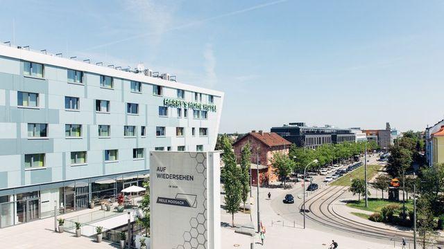 harry's home München Moosach