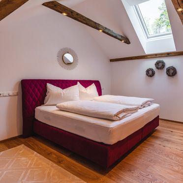 Schlafzimmer, Chalet App. Plainstöckl C in Bergheim, , Salzburg, Österreich