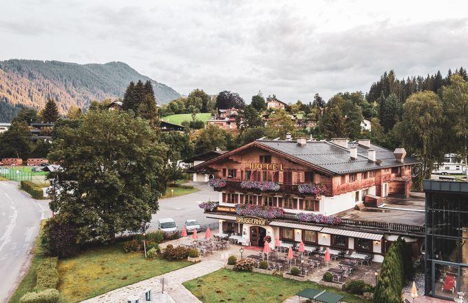 3 stars Bruggerhof – Camping, Restaurant, Hotel - Kitzbühel, Tyrol, Austria