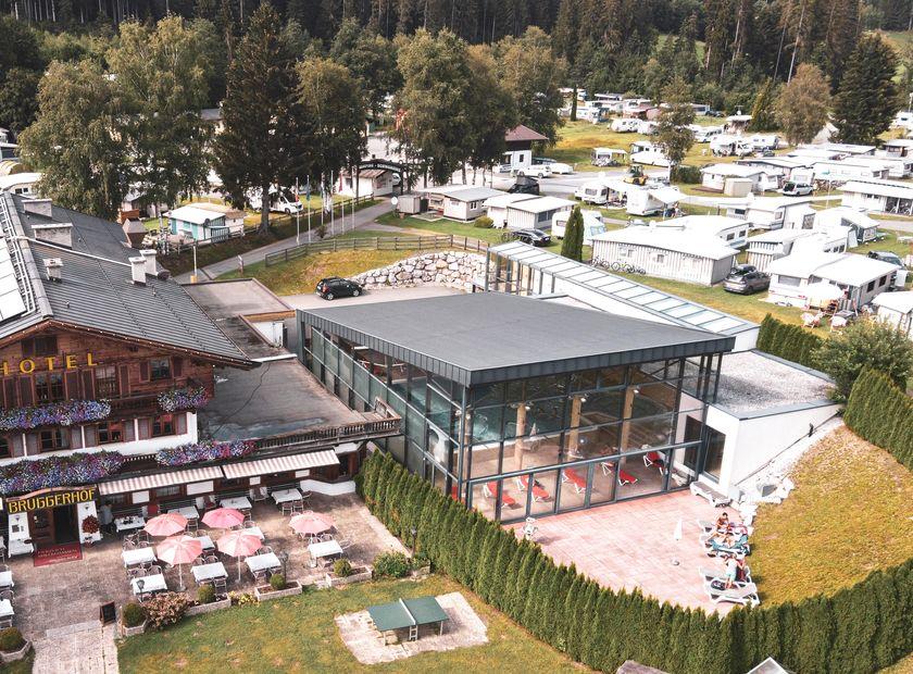 Bruggerhof – Camping, Restaurant, Hotel, Kitzbühel, Tirolo, Austria (1/31)