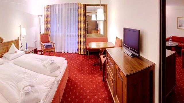3-Bett Familienzimmer Komfort | 54 qm - 2-Raum