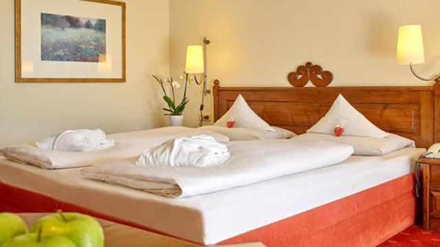 Komfort Doppelzimmer | 28 qm - 1-Raum