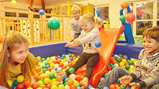 Abwechslungsreiches Freizeit-Programm für Kids, Juniors und Teens in unserem Happy Club.