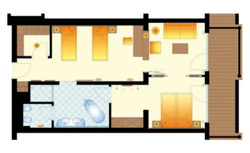 Achensee Family Suite 5/5
