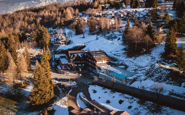 fabilia Family Hotel Polsa im Winter