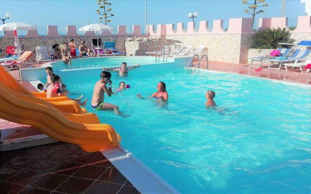 Pools und Wasserrutschen Fabilia Family Resort Gargano