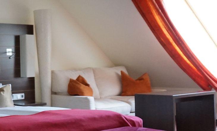 Doppelzimmer Superior Design Class Klimaanlage 2/2