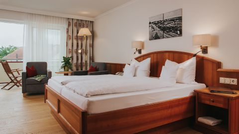 Therme double room south