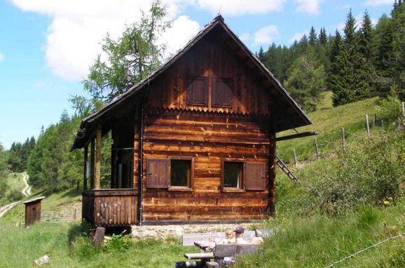 Sommer, Amberger Hütte in Paternion-Fresach, Nockregion, Kärnten, Österreich