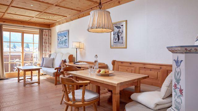 Tirolerhof-Suite | ab 60 qm - 3-Raum