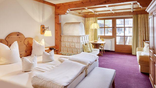 Familienzimmer Steinbock | ab 45 qm - 2-Raum